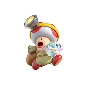 Captain Toad: Trasure Tracker ~ Lots of new artworks