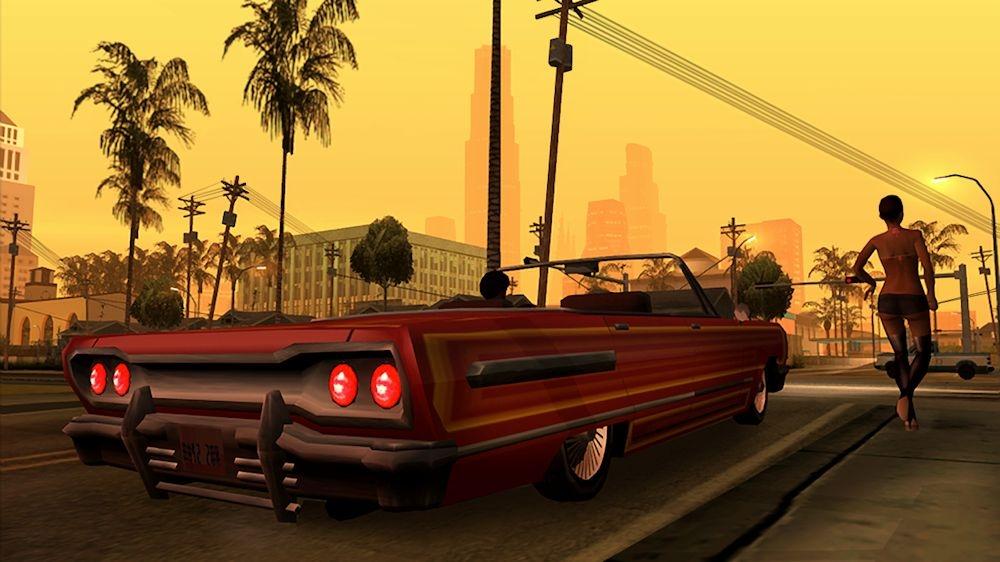 GTA: San Andreas HD é lançado para o Xbox 360 por R$ 14,75