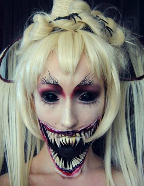 maquiagem dia das bruxas dicas