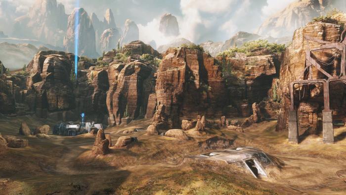 Veja a versão aperfeiçoada do mapa Coagulation de Halo 2 Anniversary