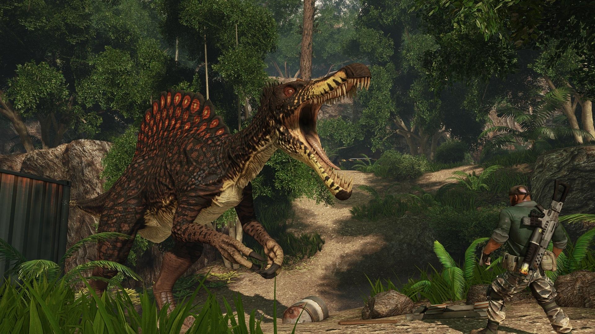 Primal Carnage: Extinction será lançado para PC e PS4 [vídeo][galeria]