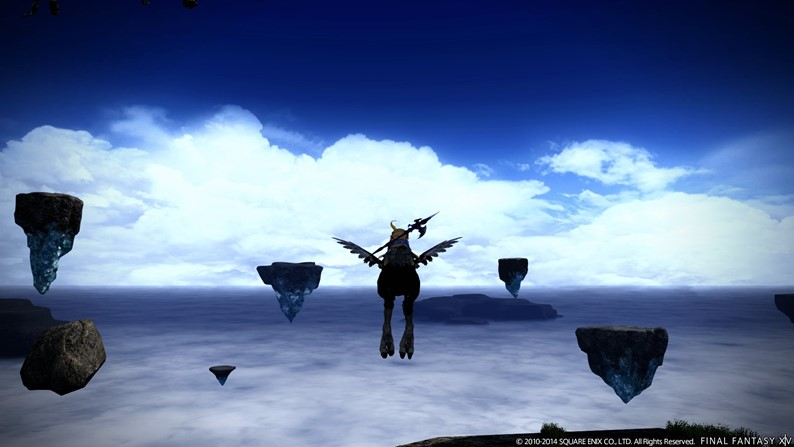 FF XIV: Heavensward tem Dark Knight e Chocobo voador [vídeo][galeria]