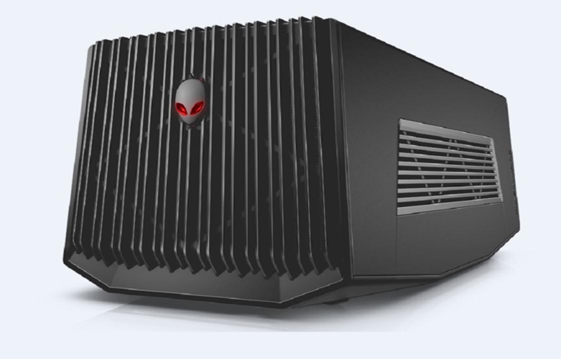 Que tal melhorar o desempenho do laptop com esse amplificador da Alienware?