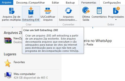 BAIXAR DESCOMPACTADOR RAR 8 PARA WINDOWS