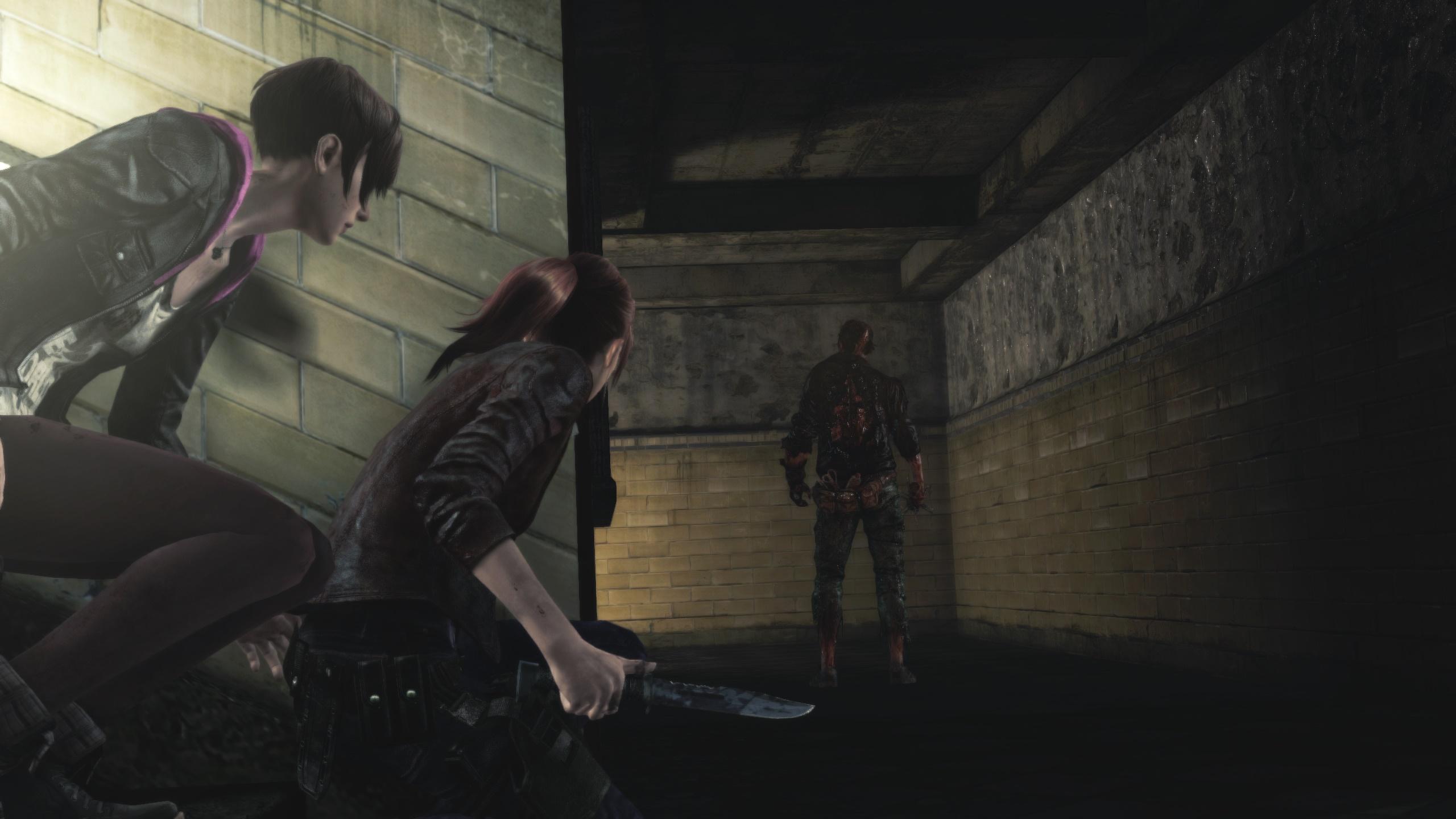 O terror ressurge em novas telas de Resident Evil: Revelations 2