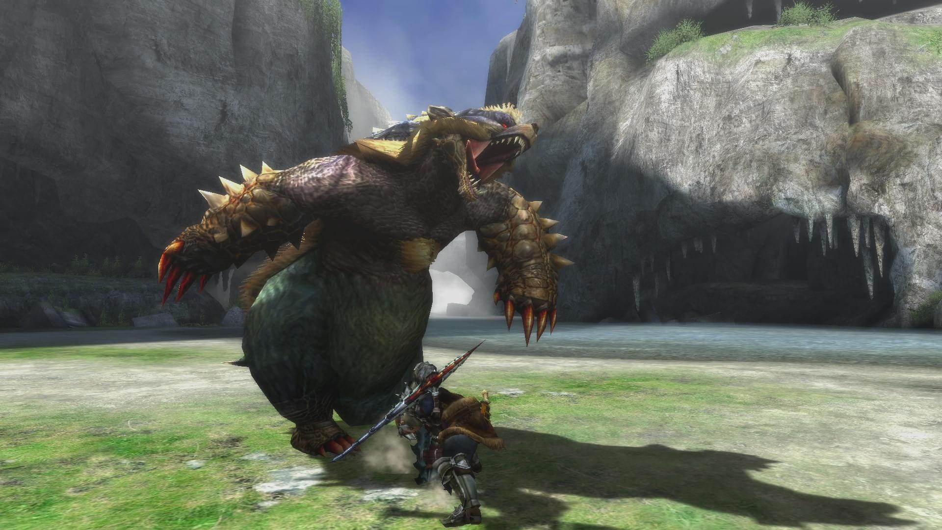Capcom espera 3,9 milhões de cópias vendidas para Monster