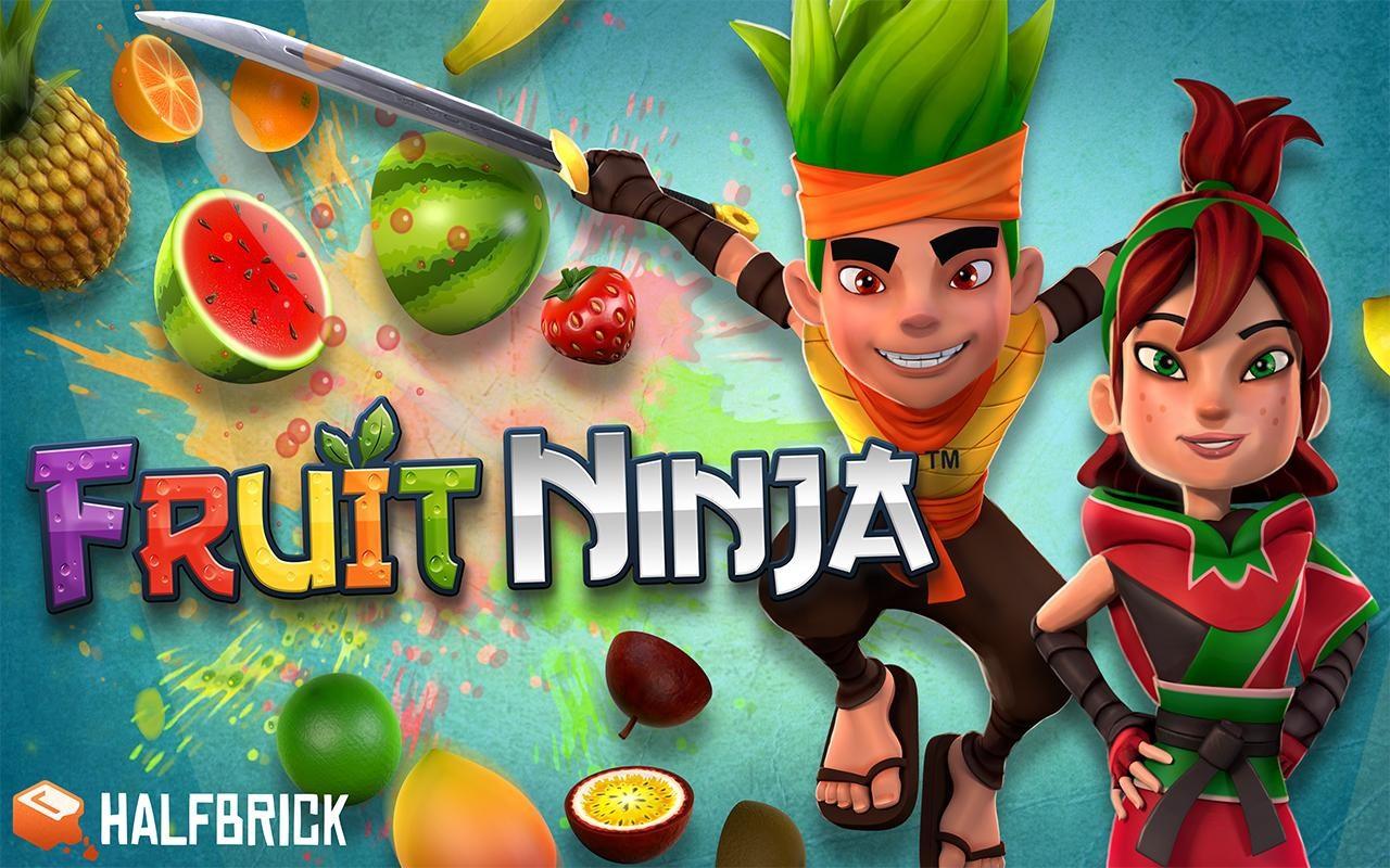 Resultado de imagem para Fruit Ninja Free