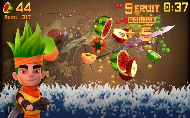 Fruit Ninja Free - Imagem 1 do software