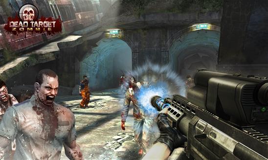 DEAD TARGET: Zombie - Imagem 1 do software