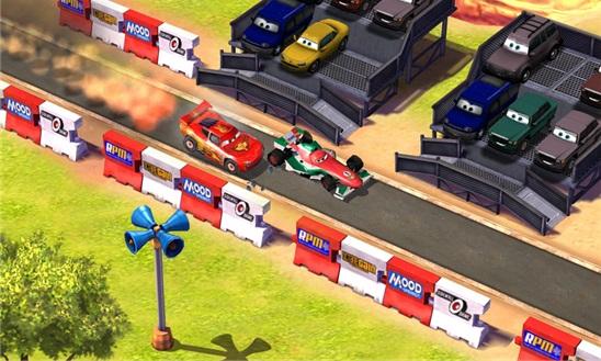 Carros: Rápidos como Relâmpago - Imagem 1 do software