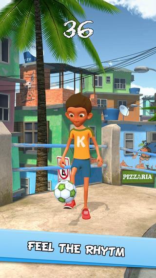 Kickerinho - Imagem 2 do software
