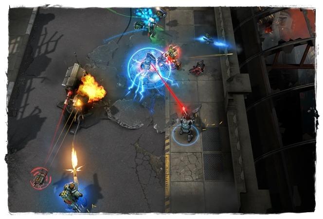 Shards of War - Imagem 1 do software