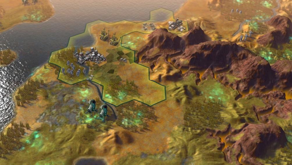 Civilization: Beyond Earth - Imagem 1 do software