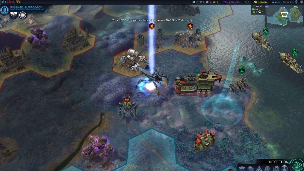 Civilization: Beyond Earth - Imagem 2 do software