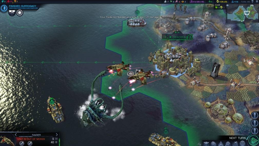 Civilization: Beyond Earth - Imagem 3 do software