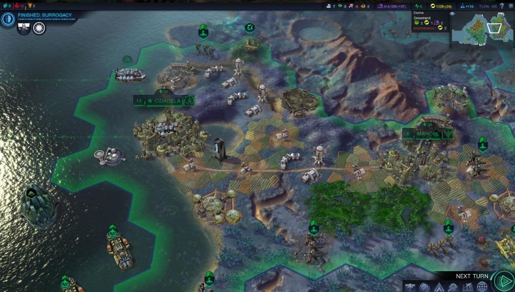 Civilization: Beyond Earth - Imagem 4 do software