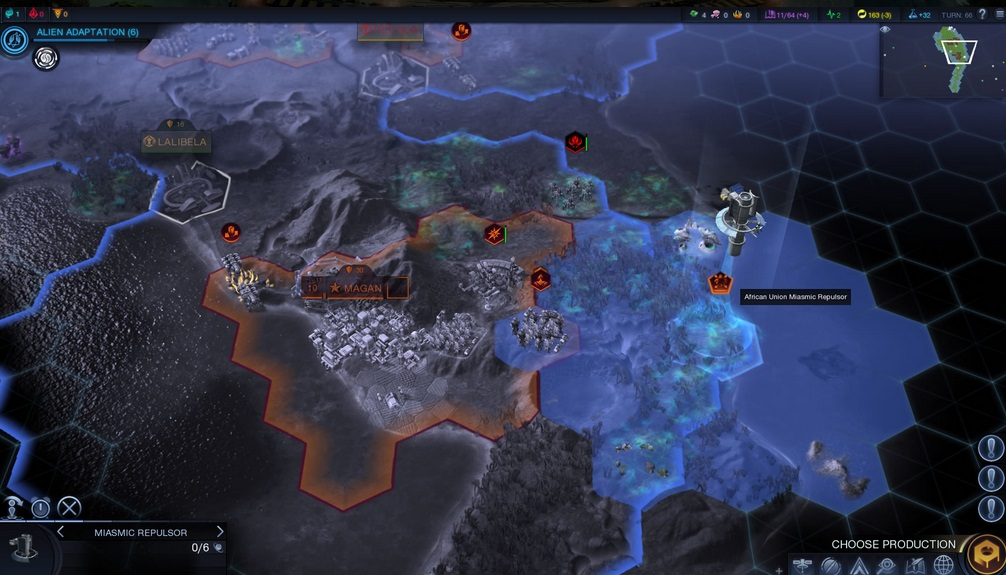 Civilization: Beyond Earth - Imagem 5 do software