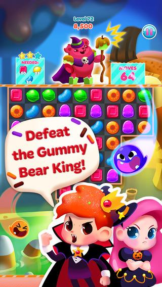 Candy Blast Mania: Halloween - Imagem 2 do software