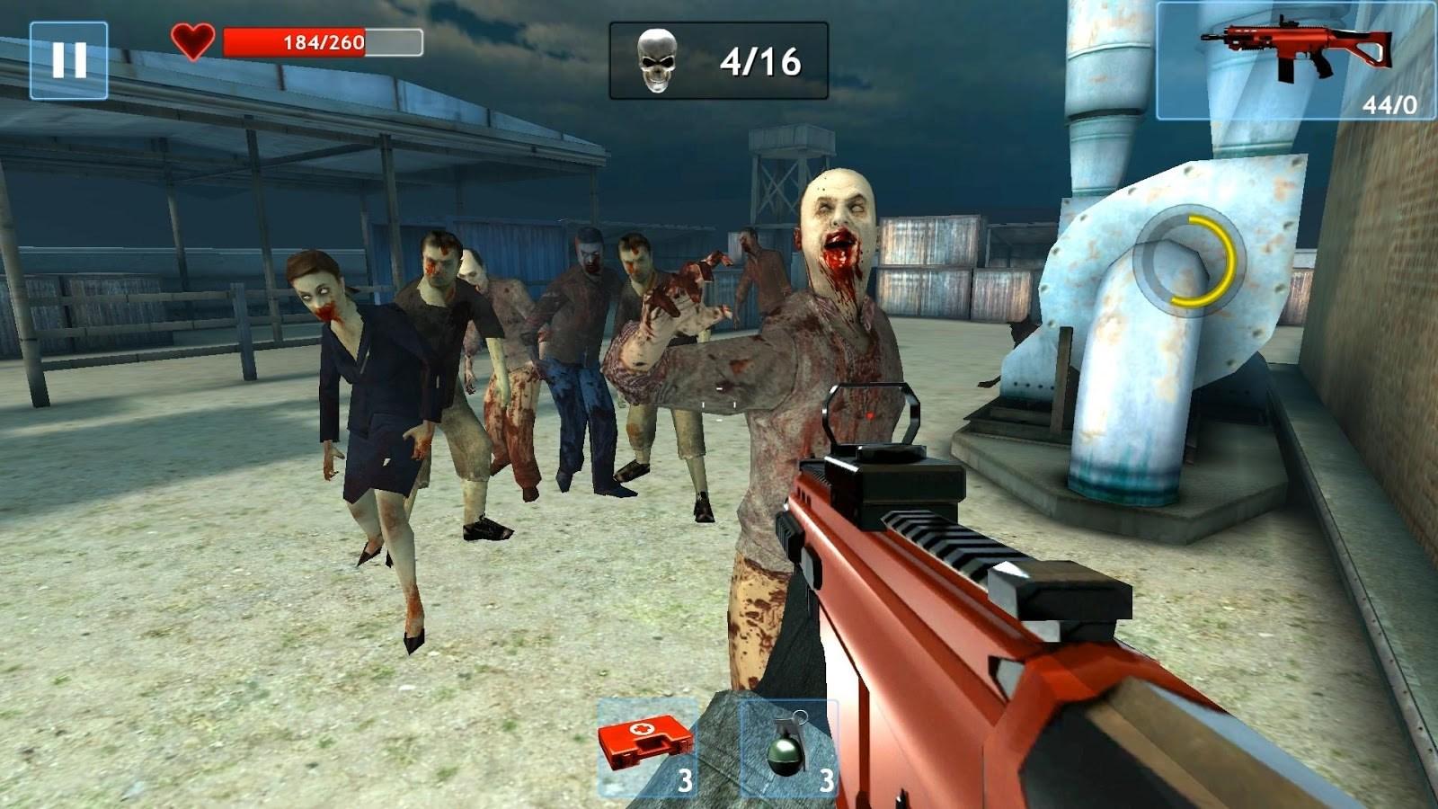 Zombie Objective - Imagem 1 do software