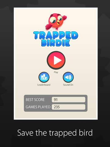 Trapped Birdie - Imagem 1 do software