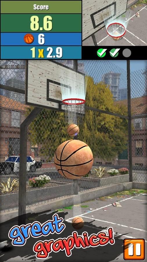 Basketball Tournament - Imagem 1 do software