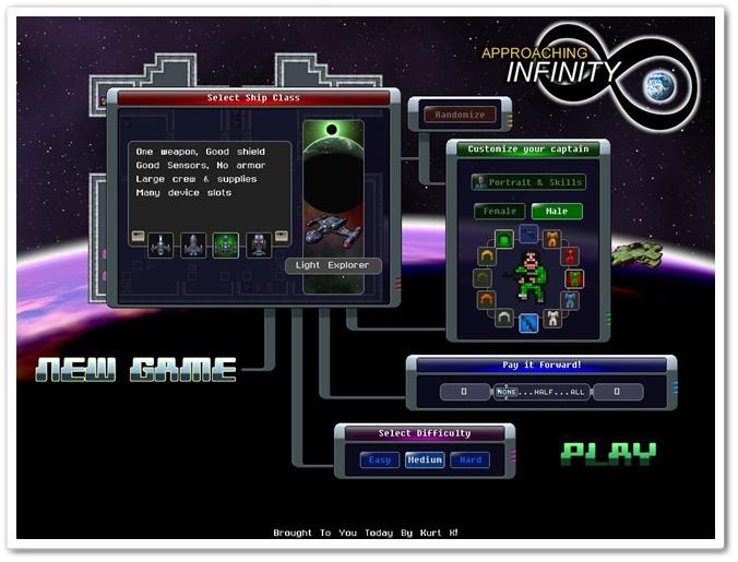 Approaching Infinity - Imagem 1 do software