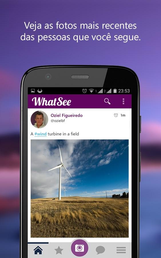 WhatSee - Imagem 2 do software