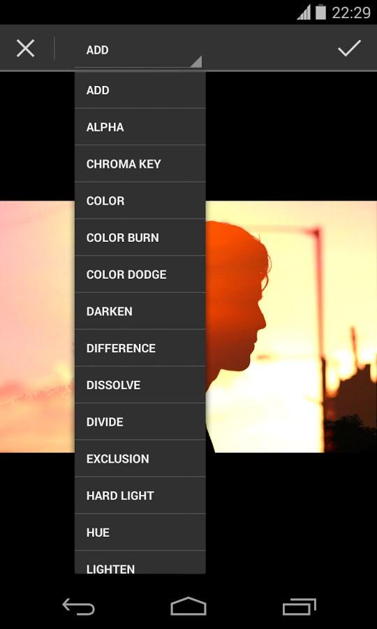 Photo Blender - Imagem 2 do software