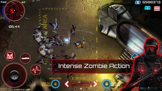 SAS: Zombie Assault 4 - Imagem 1 do software