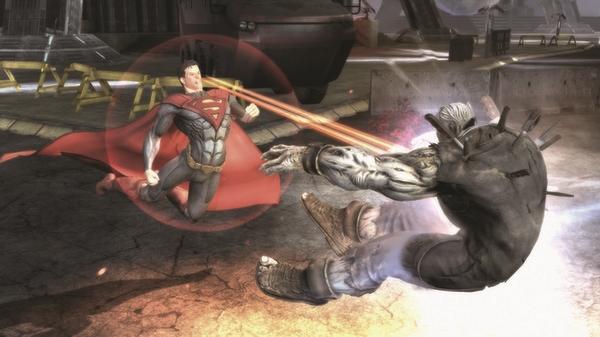 Injustice: Gods Among Us Ultimate Edition - Imagem 1 do software