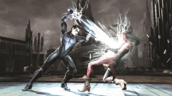 Injustice: Gods Among Us Ultimate Edition - Imagem 2 do software