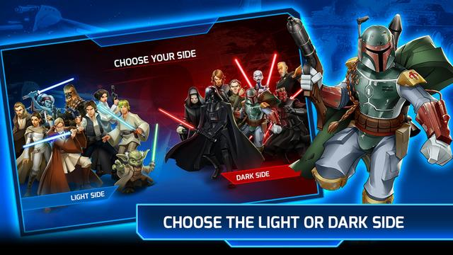 Star Wars: Galactic Defense - Imagem 1 do software