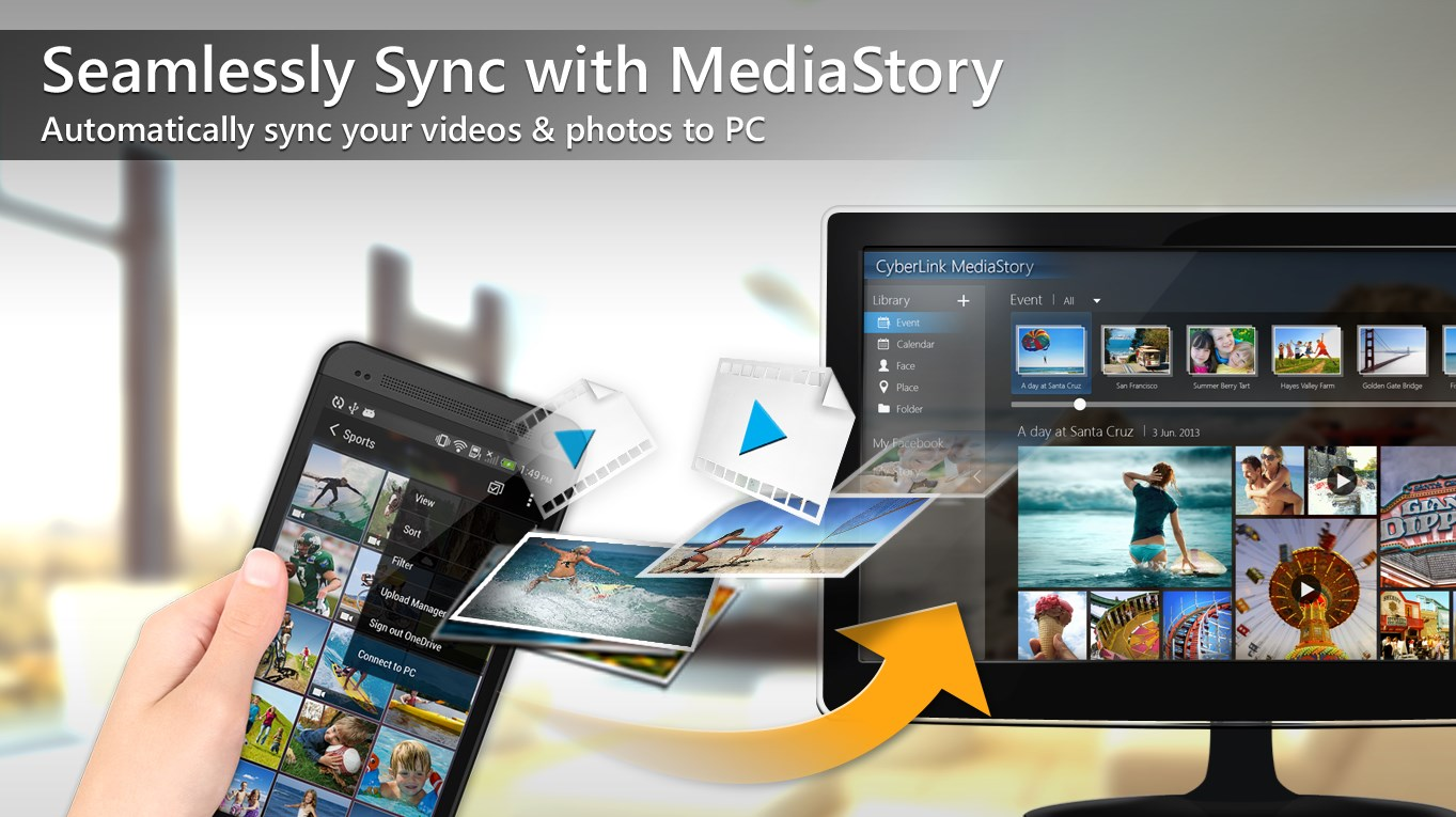 MediaStory Mobile - Imagem 1 do software
