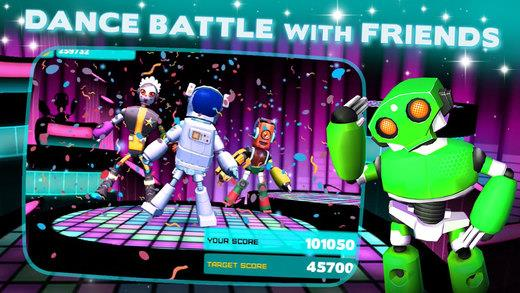 Robot Dance Party - Imagem 1 do software