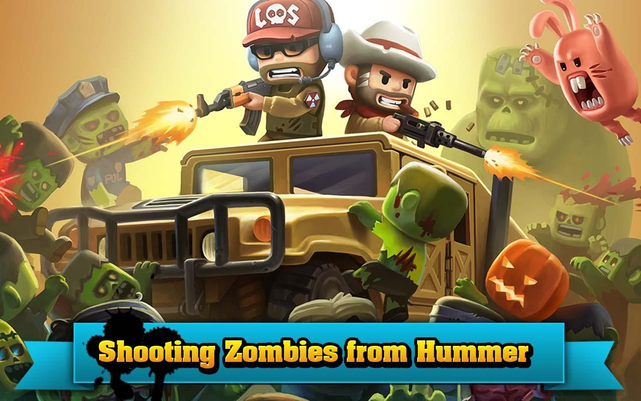 Action of Mayday: Zombie World - Imagem 1 do software