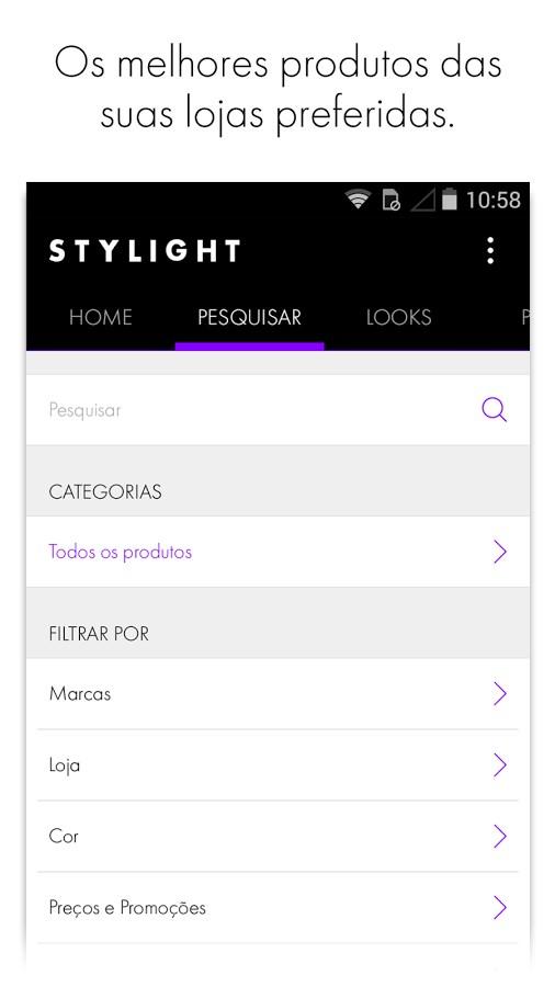 STYLIGHT − A moda que você ama - Imagem 2 do software