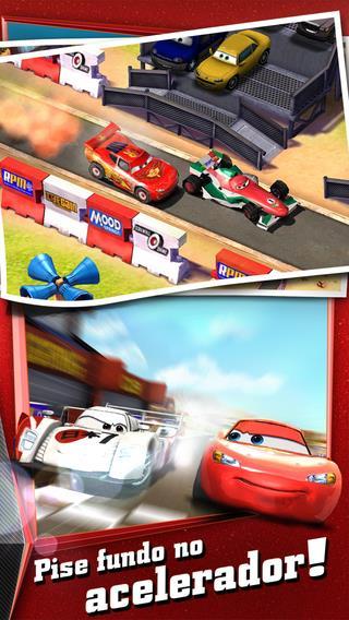 Carros - Rápidos como Relâmpago - Imagem 1 do software