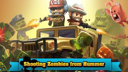 Action of Mayday: Zombie World - Imagem 1 do software