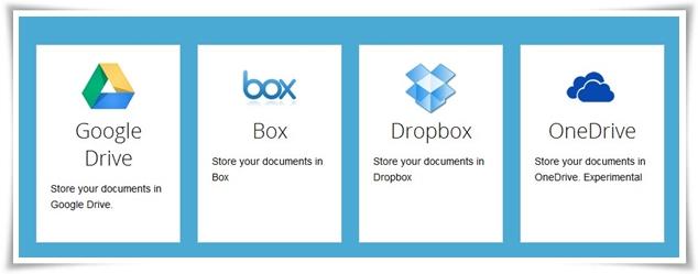 OneBox.io - Imagem 1 do software