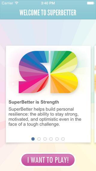SuperBetter - Imagem 1 do software