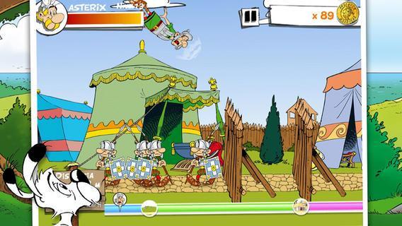 Asterix: Megatapa - Imagem 1 do software