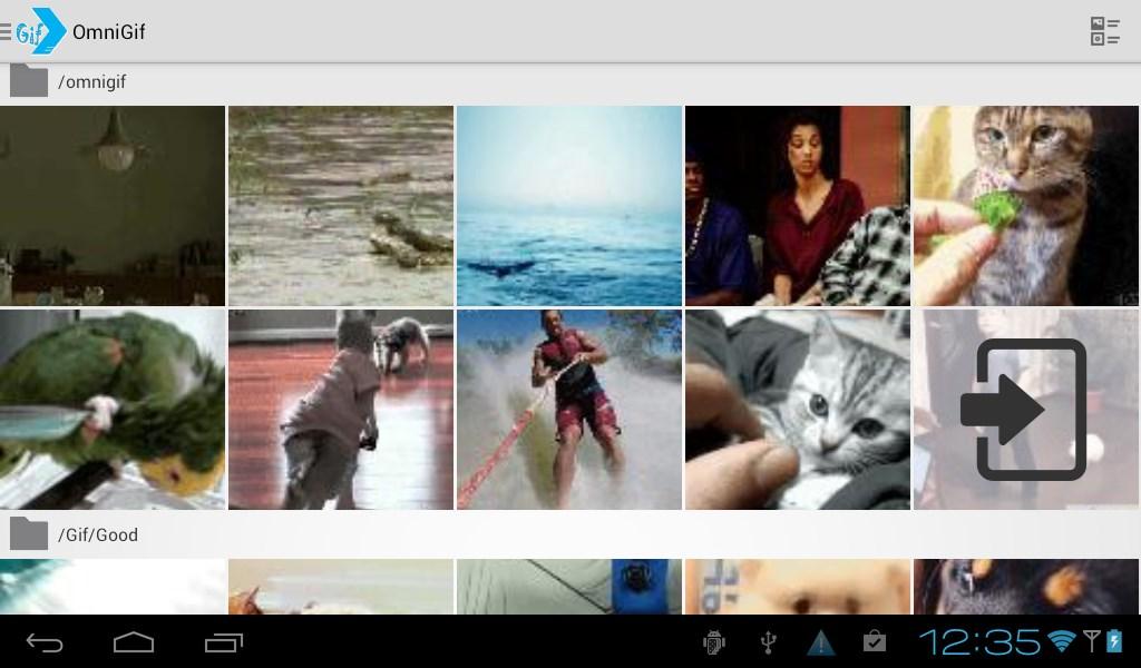 Omni Gif Player Pro - Imagem 1 do software