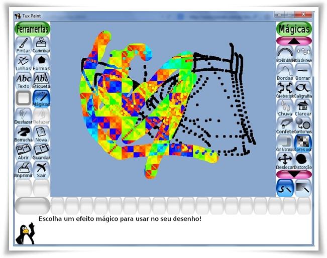Tux Paint - Imagem 1 do software
