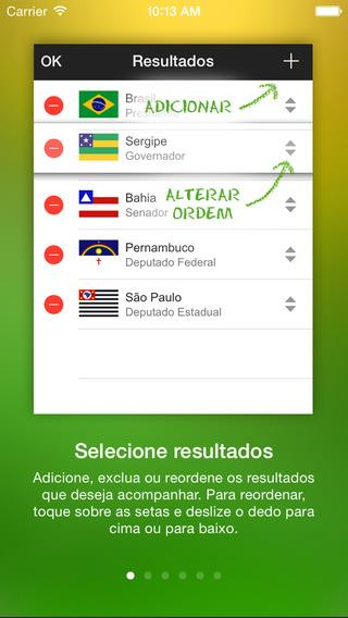 Apuração Eleições 2014 - Imagem 1 do software