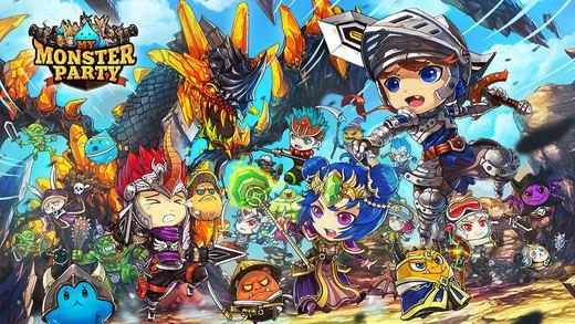 My MonsterParty - Imagem 1 do software