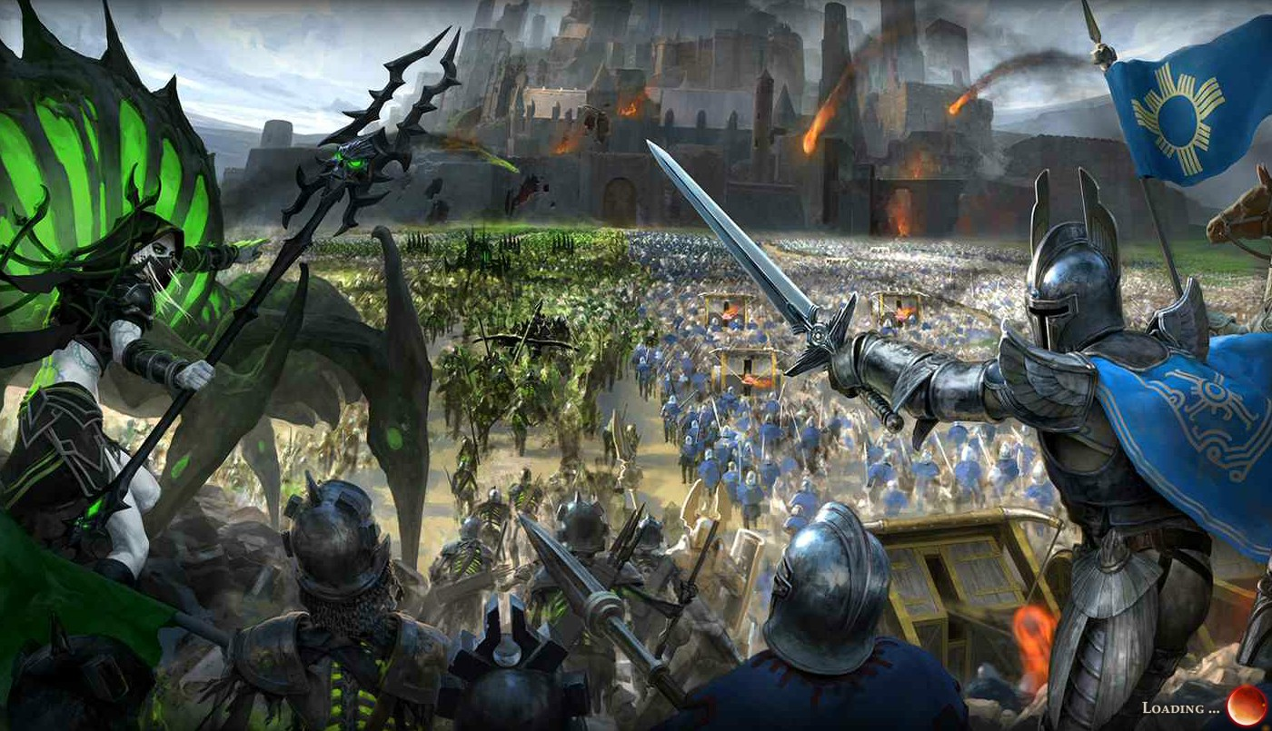 Might & Magic Heroes Online - Imagem 1 do software