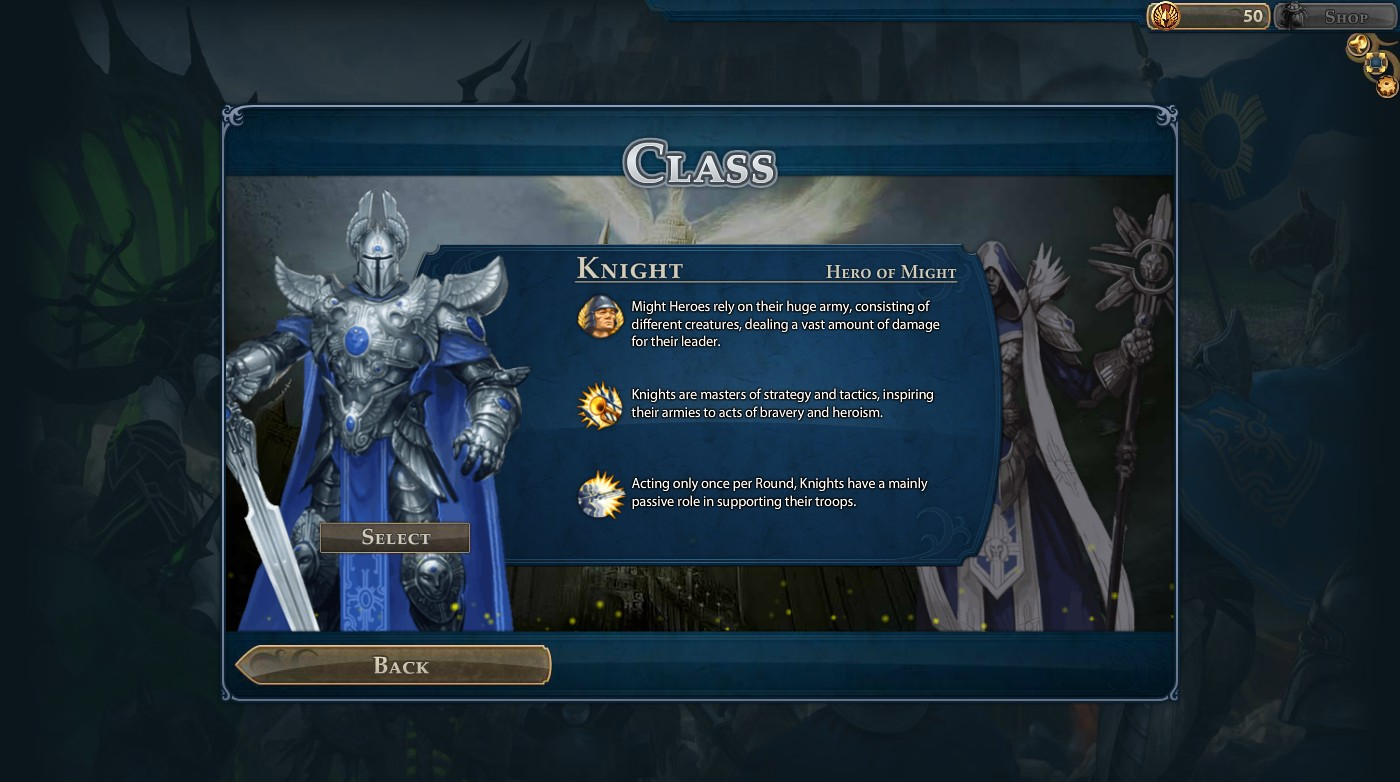 Might & Magic Heroes Online - Imagem 2 do software