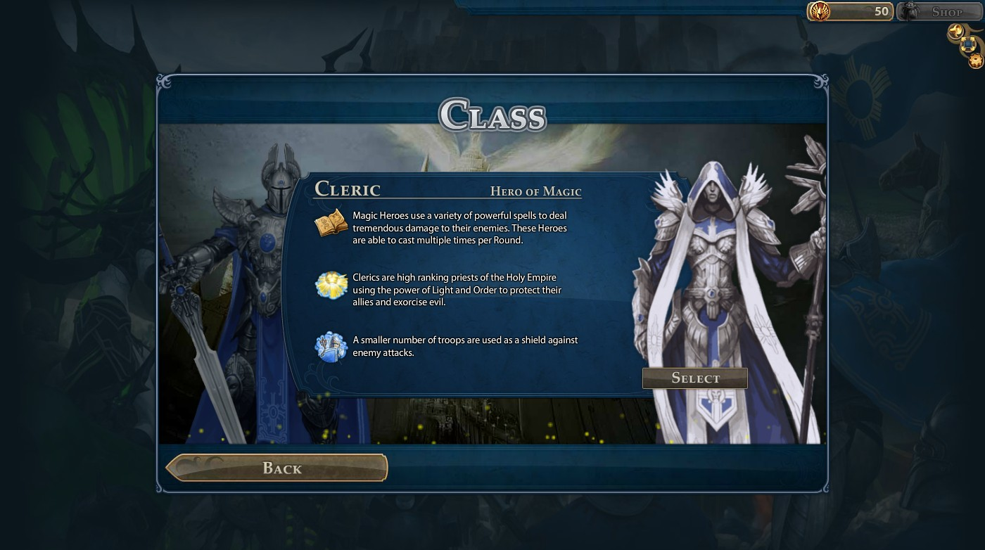 Might & Magic Heroes Online - Imagem 3 do software