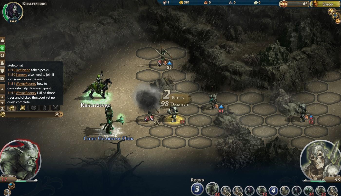 Might & Magic Heroes Online - Imagem 8 do software