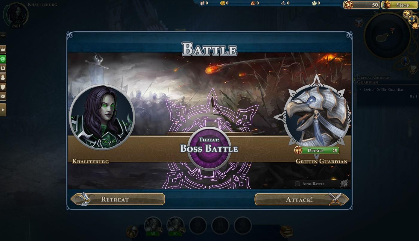 Might & Magic Heroes Online - Imagem 9 do software